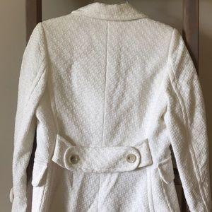 Banana Republic Jackets & Coats - White spring coat